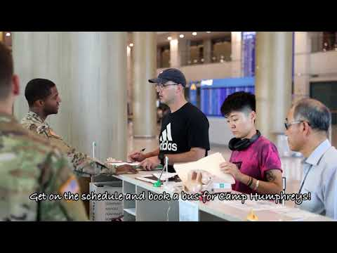 2ID Welcome Video (Incheon Airport - Camp Humphreys)