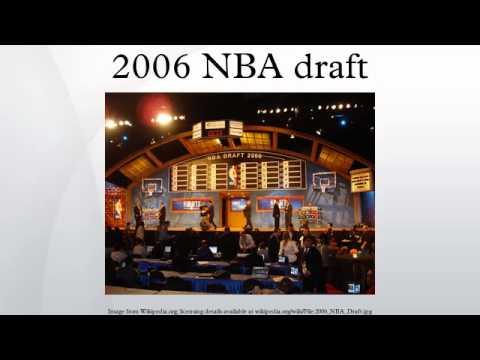 2006 NBA draft