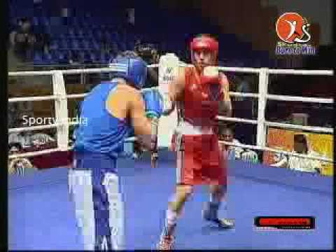 SportyIndiaTV's Boxing Commonwealth Youth Games 2008 Pune, India