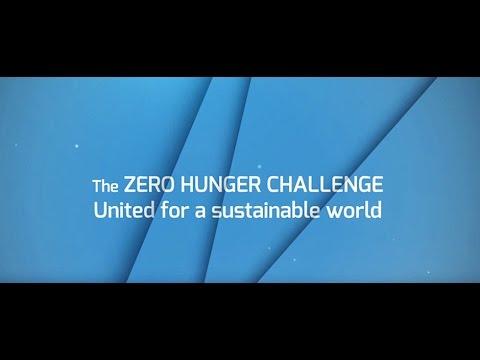 UN at Expo Milano 2015 -  Zero Hunger Challenge Itinerary