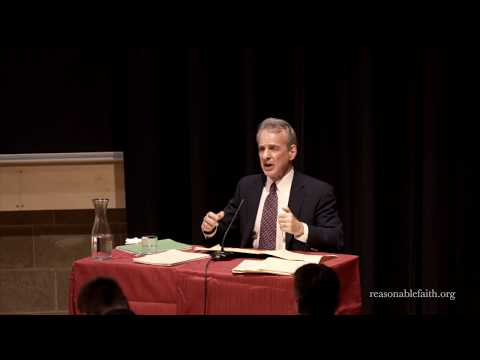 Q&A - William Lane Craig vs Daniel Came | Does God Exist?