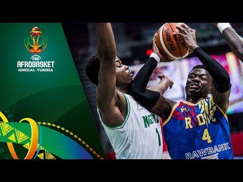 Nigeria v DR Congo - Full Game - FIBA AfroBasket 2017