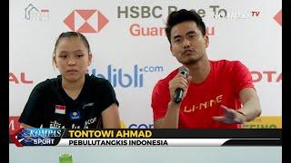 Tontowi Ahmad Akui Kalah Cerdik Dari Lawan