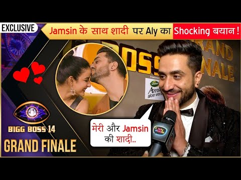Download Aly Goni REACTION On Marriage With Jasmin Bhasin   BIgg Boss 14 Finale   EXCLUSIVE INTERVIEW