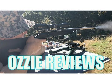 "Savage ""B22 FVSS"" 22lr Rifle"