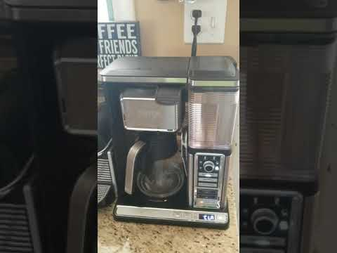 Ninja coffee maker problem part 2