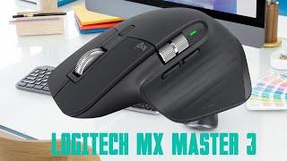 [Cowcot TV] Présentation souris Logitech MX Master 3