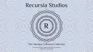 Recursia® Fabrique Unknown Design Collection