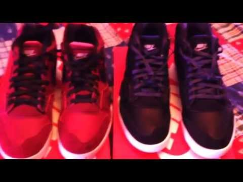 nike-air-tech-challenge-2-ii-burgundy-&-black-&-royal-blue-review-100%-authentic
