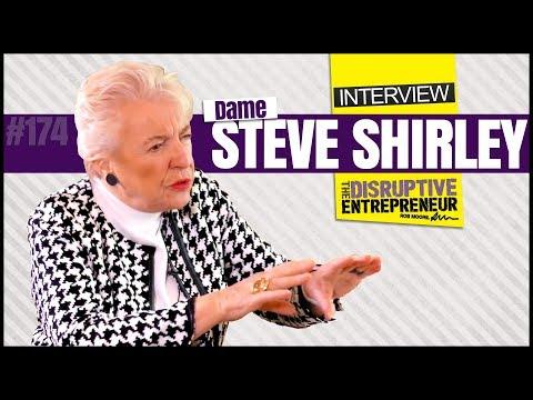 Rob Interviews Philanthropist & Entrepreneur Dame Stephanie Shirley