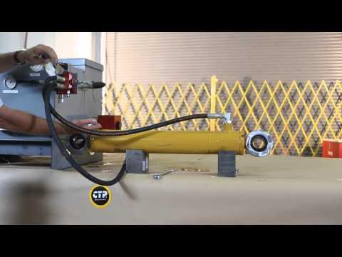 Inspect A Hydraulic Cylinder