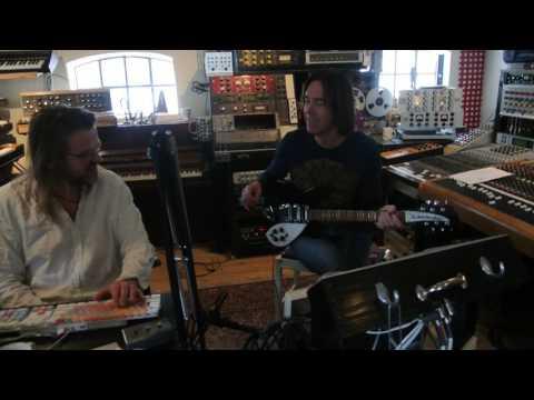 GYLLENE TIDER IN THE STUDIO: Per on lead guitar????
