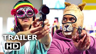 LOWDOWN DIRTY CRIMINALS Trailer (2020) Comedy Movie
