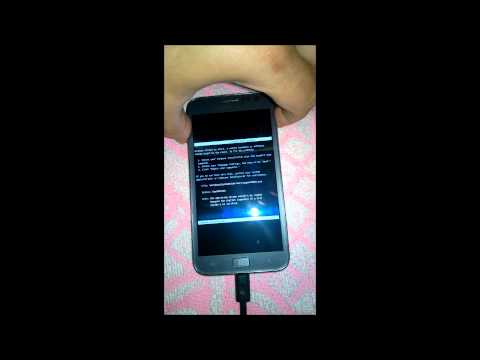 Samsung Ativ S / Windows Phone / Problem