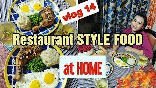 Dinner IDEA | RESTAURANT Style | Chicken STEAK | EASY Receipe | COOKING at HOME | MUMBAI `