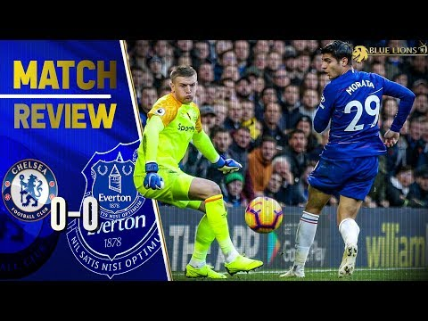 THIS was why Chelsea were so POOR Today!!    Chelsea 0-0 Everton Mp3