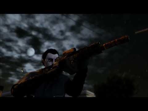 Vigilante in Rooftop Rumble/Rockstar Editor