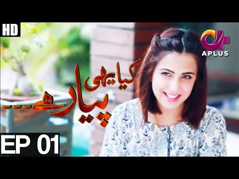 Yeh Ishq Hai Kiya Yehi Pyar Hai - Episode 1 - A Plus ᴴᴰ Drama