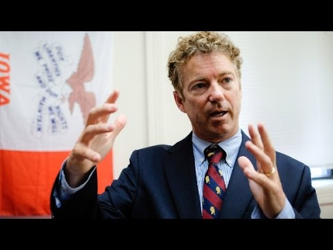 Rand Paul Clarifies Israel Support