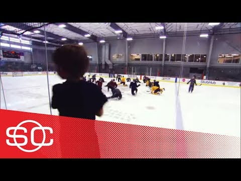 Golden Knights practice a must-see Las Vegas experience | ESPN