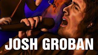 Josh Groban Live Concert Digital Painting