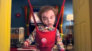 Сын Росомахи в креативной рекламе Skittles 1(, 2012-12-15T16:50:51.000Z)