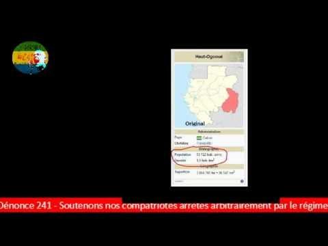 #Gabon - Manipulation des infos sur Wikipedia pour justifier la fraude