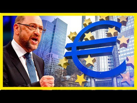 United states of europe by 2025: martin schultz ultimatum - those who resist will leave eu