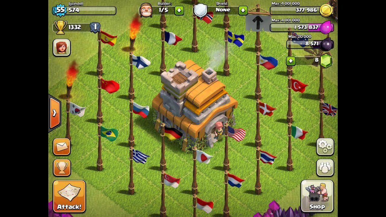 Clash of Clans game Archives