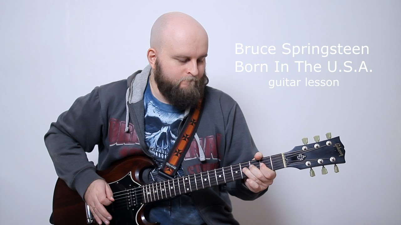 born in the usa Born in the usa is a 1984 song written and performed by bruce springsteen, and released on the album of the same name one of springsteen's best-known singles, rolling stone ranked the.