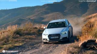 Audi A4 Allroad 2016   Test Drive(IF YOU LOVE CARS, YOU SHOULD SUBSCRIBE NOW TO GOMMEBLOG'S CHANNEL ▻▻▻ http://bit.ly/12ULPud ▻SE AMI LE AUTO .. NON PERDERTI ..., 2016-01-12T08:11:20.000Z)
