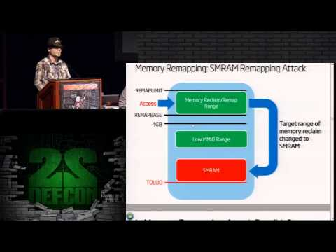 DEF CON 22 - Panel - Summary of Attacks Against BIOS and Secure Boot