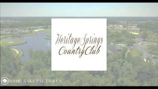 Heritage Springs Country Club in Trinity, Florida