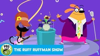 THE RUFF RUFFMAN SHOW | Music Video: That'll Work! | PBS KIDS