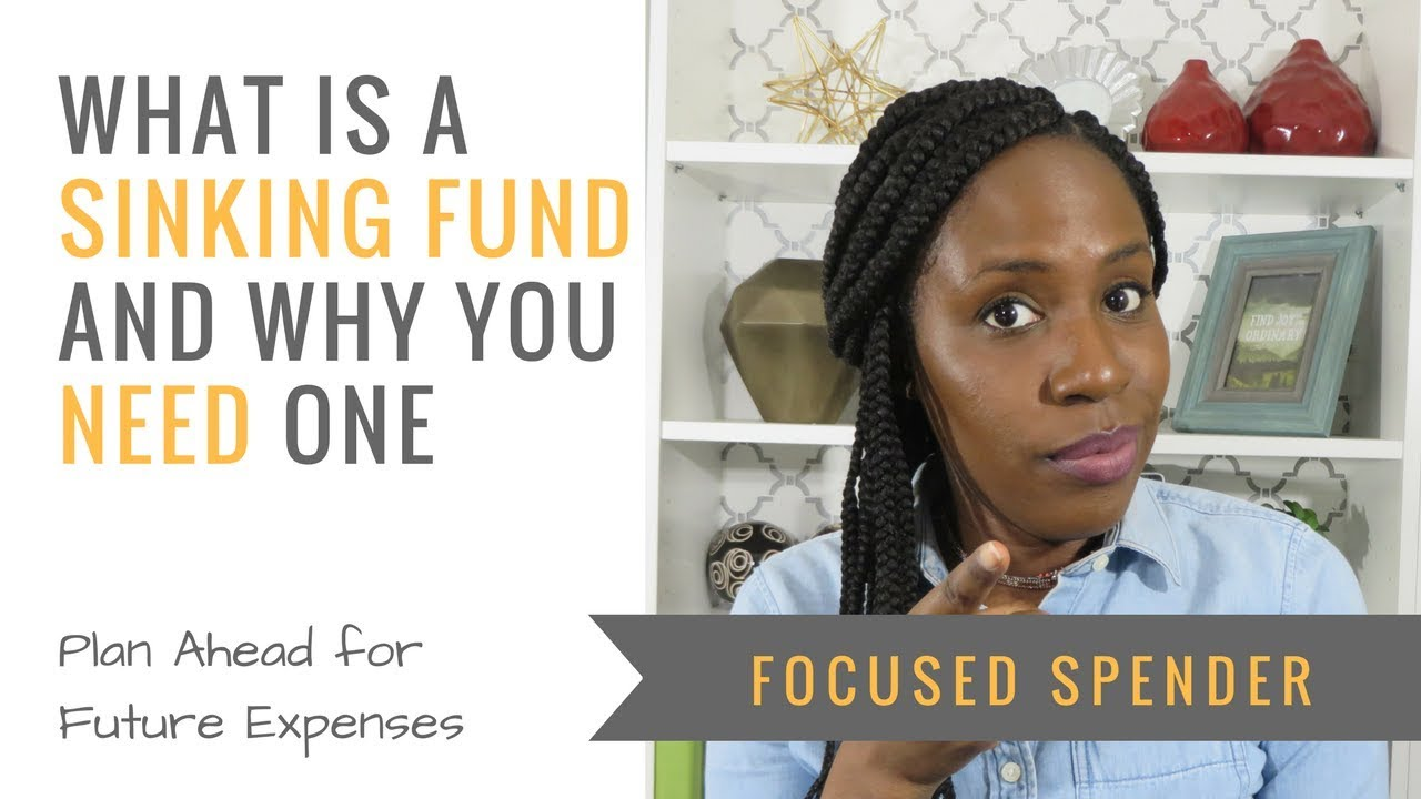 What is a Sinking Fund and Why You NEED One! +Capital One