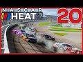 NO CAUTION?! |Xfinity Series Hot Seat| NASCAR Heat 2 Career Mode Episode 20