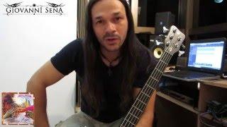 Giovanni Sena - Fast Bass Lesson 7