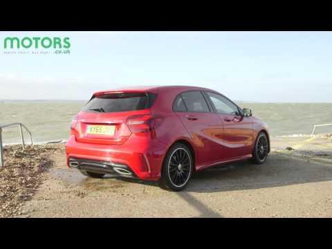 Motors.co.uk Review - Mercedes A Class
