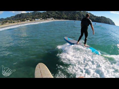 LONG BOARDING PARADISE | Waihi Beach