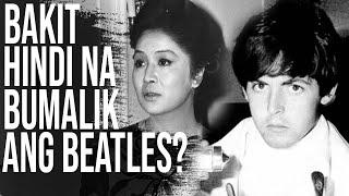 Dahilan Bakit Hindi na Bumalik sa Pilipinas ang The Beatles || PHILIPPI KNOWS