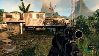 Crysis Warhead Maxed - PC Gameplay [HD] [GTX 480]