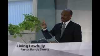 854 - Living Lawfully / Living His Life - Randy Skeete