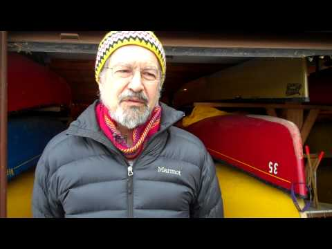 Ottawa paddler Peter Kasurak reacts to Transport Canada requirement to register canoes and kayaks