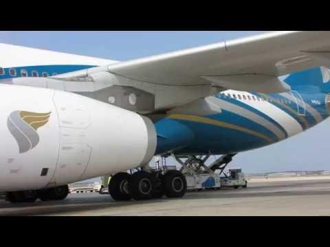 [Flight Report] OMAN AIR | Muscat ✈ Paris | Airbus A330-300 | Economy