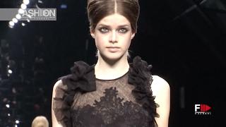 ERMANNO SCERVINO Full Show Milan Fashion Week Autumn Winter 2011-12   Fashion Channel