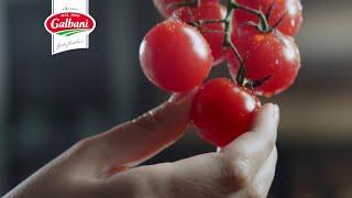 OLV рекламный ролик Galbani Моцарелла - Цуккини