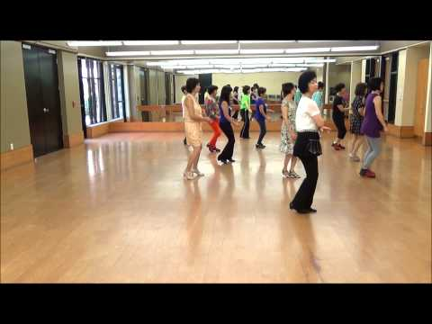 Music Box Dancer Line Dance (Choreographed by Martie Papendorf)