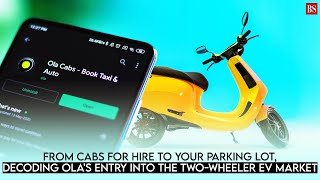 From cabs for hire to your parking lot, decoding Ola's entry into the two-wheeler EV market