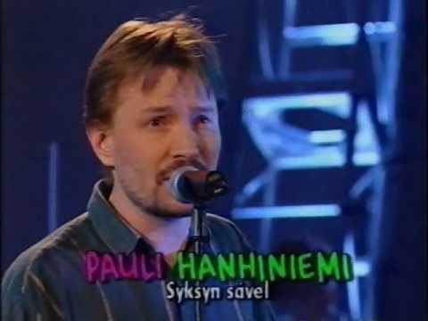 Pauli Hanhiniemi - Syksyn sävel - YouTube