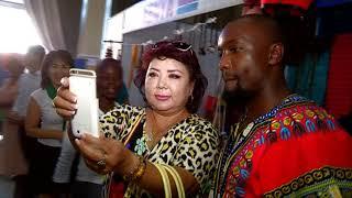 В Шымкенте открылась выставка-ярмарка стран Африки